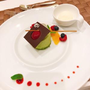 甘すぎず、さっぱりとした味。|501234さんのホテルメトロポリタン エドモント(JR東日本ホテルズ)の写真(622307)