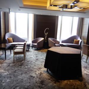 広いロビーでくつろげます|501537さんのシェラトン都ホテル大阪の写真(623173)