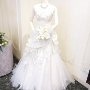 花嫁衣装です|501537さんのオンリーワンウエディング サンパレスの写真(635313)