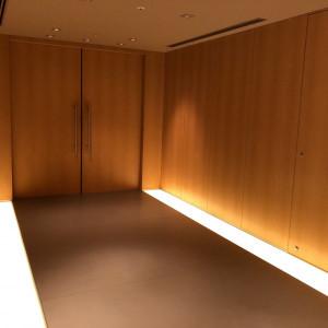 入場前の前室 502001さんのパレスホテル東京(PALACE HOTEL TOKYO)の写真(639891)