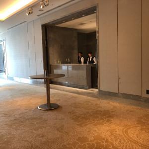 控室スペースのバーです 502001さんのパレスホテル東京(PALACE HOTEL TOKYO)の写真(639889)