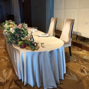 高砂 502001さんのパレスホテル東京(PALACE HOTEL TOKYO)の写真(639882)