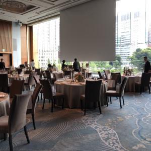 葵という会場 502001さんのパレスホテル東京(PALACE HOTEL TOKYO)の写真(639890)