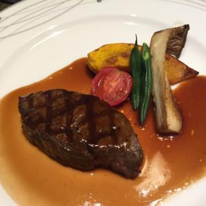 ステーキ|502053さんの杉乃井ホテル&リゾートの写真(633601)