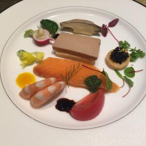 前菜|502053さんの杉乃井ホテル&リゾートの写真(633598)
