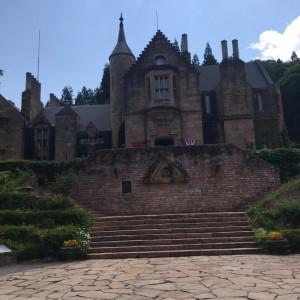 ロックハート城を正面から撮った写真です。|502953さんのロックハート城ウエディングの写真(799227)