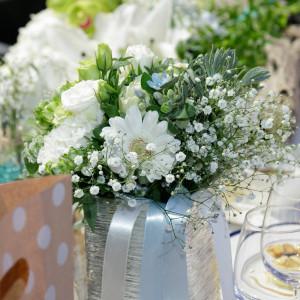 ブーケ。小さいお花をたくさん入れてもらいました|502963さんのグラン・サウスオーシャンズの写真(630553)