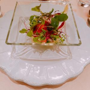 彩り豊かなサラダ|503245さんの神戸迎賓館 旧西尾邸の写真(637684)