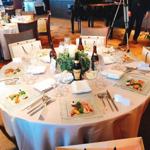 テーブルコーディネート|503726さんのBLOOM by maruya gardensの写真(654000)