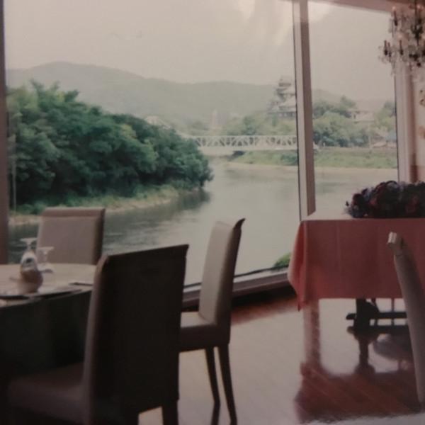 後楽園と旭川、岡山城まで一望できます!
