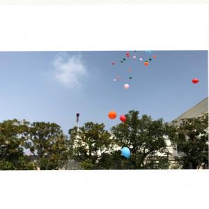 バルーンリリース2|504051さんのベイサイド迎賓館(長崎)の写真(634786)