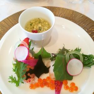 前菜|504076さんのJRタワーホテル日航札幌の写真(645743)