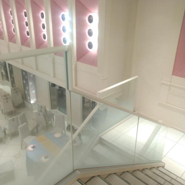 2階からの様子