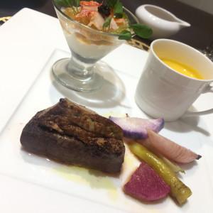 試食|504857さんのアーヴェリール迎賓館(名古屋)の写真(645272)