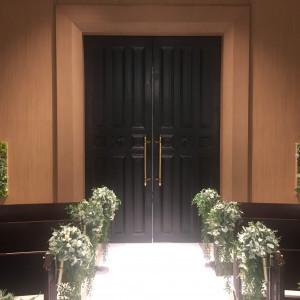 チャペル 別角度より|504857さんのアーヴェリール迎賓館(名古屋)の写真(645277)