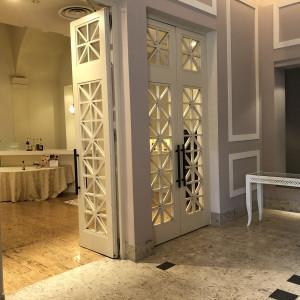 貴族風の入り口|505293さんのヴィラ・デ・マリアージュ 太田の写真(639560)