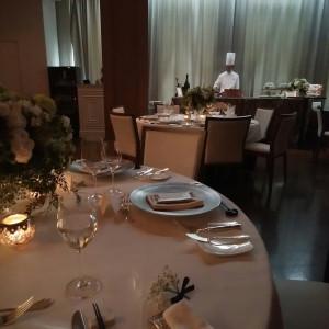 シェフのサプライズ|505635さんのChapel &Dining by CASA DOLCEの写真(640656)