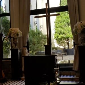 祭壇|506263さんの山手迎賓館(横浜山手)の写真(647637)