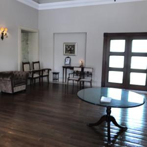 ゲストの待合室です 506583さんのローズガーデンクライスト教会の写真(645890)