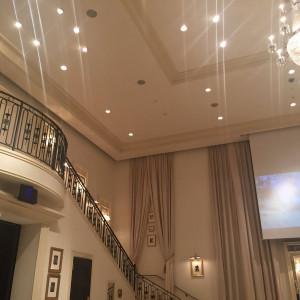 シンデレラ階段|506883さんのアクアテラス迎賓館  大津(テイクアンドギヴ・ニーズ)の写真(647066)
