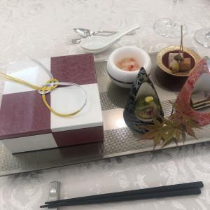 前菜|507854さんのホテルベルクラシック東京の写真(655083)