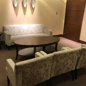 控え室|508313さんのシェラトン都ホテル大阪の写真(656531)