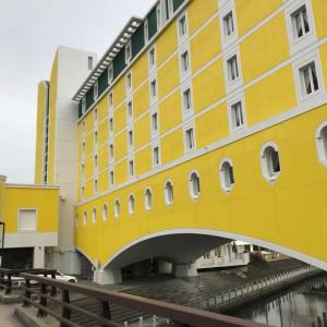 駐車場側|508313さんの和歌山マリーナシティホテルの写真(656693)