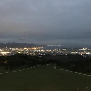 夜景。港町が綺麗です。|508904さんの日本平ホテルの写真(658432)