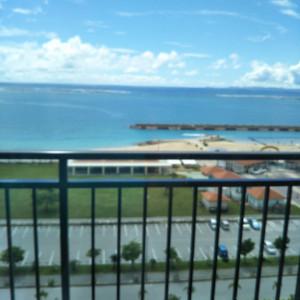 式場があるホテルから海が見えます。|509287さんのシー シェル ブルー/サザンビーチホテル&リゾート●小さな結婚式の写真(661254)