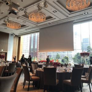 大型スクリーンも使用可能です|509656さんのパレスホテル東京(PALACE HOTEL TOKYO)の写真(673965)