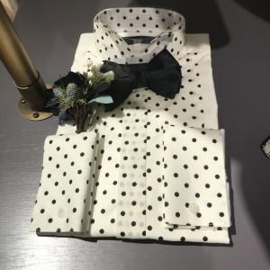 お色直しにシャツだけ変更しても可愛い|509679さんのチャペル・ド・コフレ札幌の写真(662509)