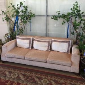 ロビーのソファーが可愛かったです!|510439さんのPLEIAS OTA(プレイアス太田)の写真(666122)
