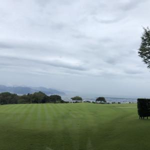 ちょうど小雨のときなので残念ですが、晴れ間や夜景は格別でした|510507さんの日本平ホテルの写真(666490)