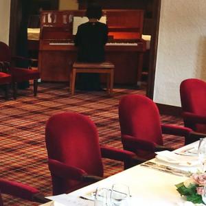 BGMはピアノの生演奏でした 510751さんの北野異人館 旧クルペ邸の写真(924318)