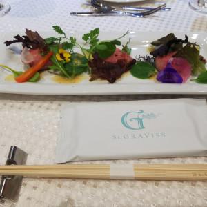 試食 前菜 肉料理|512201さんのSt. GRAVISS(セントグラビス)の写真(685359)