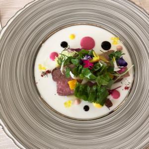 参列者に大好評のお料理|514131さんのANAクラウンプラザホテル岡山の写真(684551)