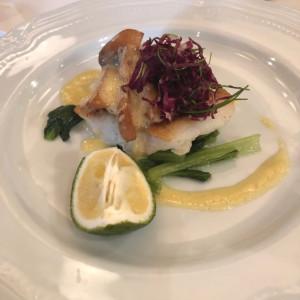 季節のお魚料理もとても美味しかったです 515179さんの横浜迎賓館の写真(687347)