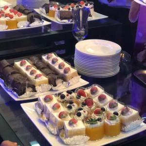 ケーキビュッフェが好評でした|516456さんの道後温泉 ホテル花ゆづきの写真(689541)