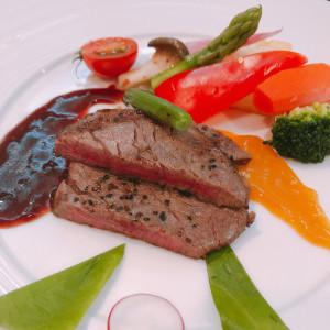 お肉も柔らかかった|516456さんの道後温泉 ホテル花ゆづきの写真(689535)