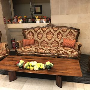 ウェルカムスペースの飾り|516456さんの道後温泉 ホテル花ゆづきの写真(689529)