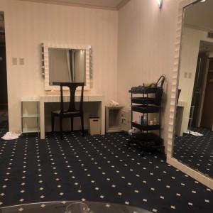新婦控え室 516471さんの横浜迎賓館の写真(690027)