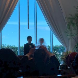 大きな窓から見える青空、陽の光が素敵でした|516472さんのベルフォーレ松山の写真(689583)