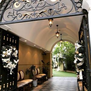 ゲスト側の入り口です。|519061さんのセントグレースヴィラ(大阪心斎橋)の写真(702346)
