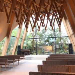 挙式会場|519243さんのGARDEN WEDDING アルカディア小倉の写真(701471)