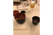 和食でした