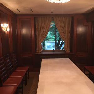 親族紹介等で使用できる部屋です 520230さんの山の上ホテル  -HILLTOP HOTEL-の写真(708241)