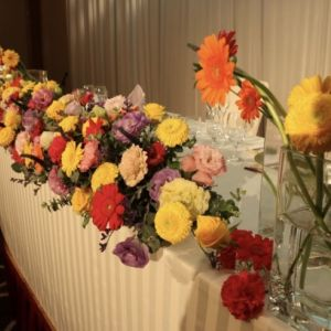 高砂のお花です|521384さんのThe New Hotel Kumamoto(ニューオータニホテルズ ザ・ニューホテル熊本)の写真(712582)