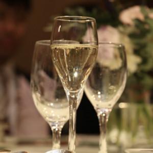 乾杯のシャンパン|521384さんのThe New Hotel Kumamoto(ニューオータニホテルズ ザ・ニューホテル熊本)の写真(712590)