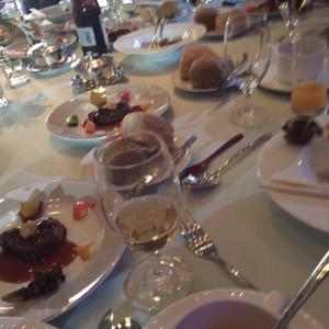 牛ヒレ肉ステーキ きなしょうがのコンフィ添え 和風ソースです|521384さんのThe New Hotel Kumamoto(ニューオータニホテルズ ザ・ニューホテル熊本)の写真(712595)