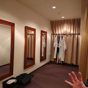 着物の更衣室 522087さんのヴィラ・デ・マリアージュ 松本の写真(716444)